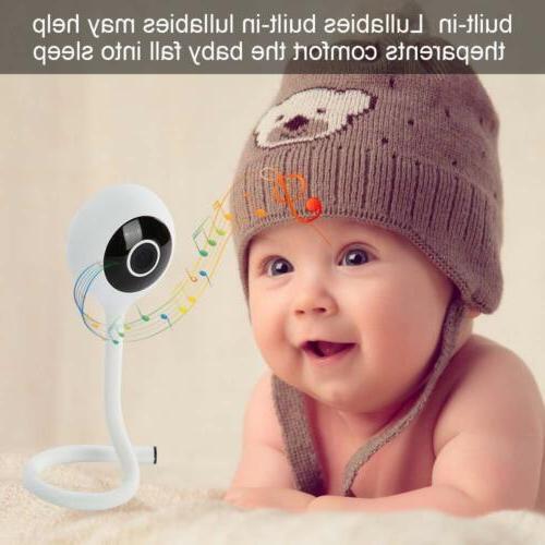 Wireless Wifi Camera Baby Audio IR Temperat