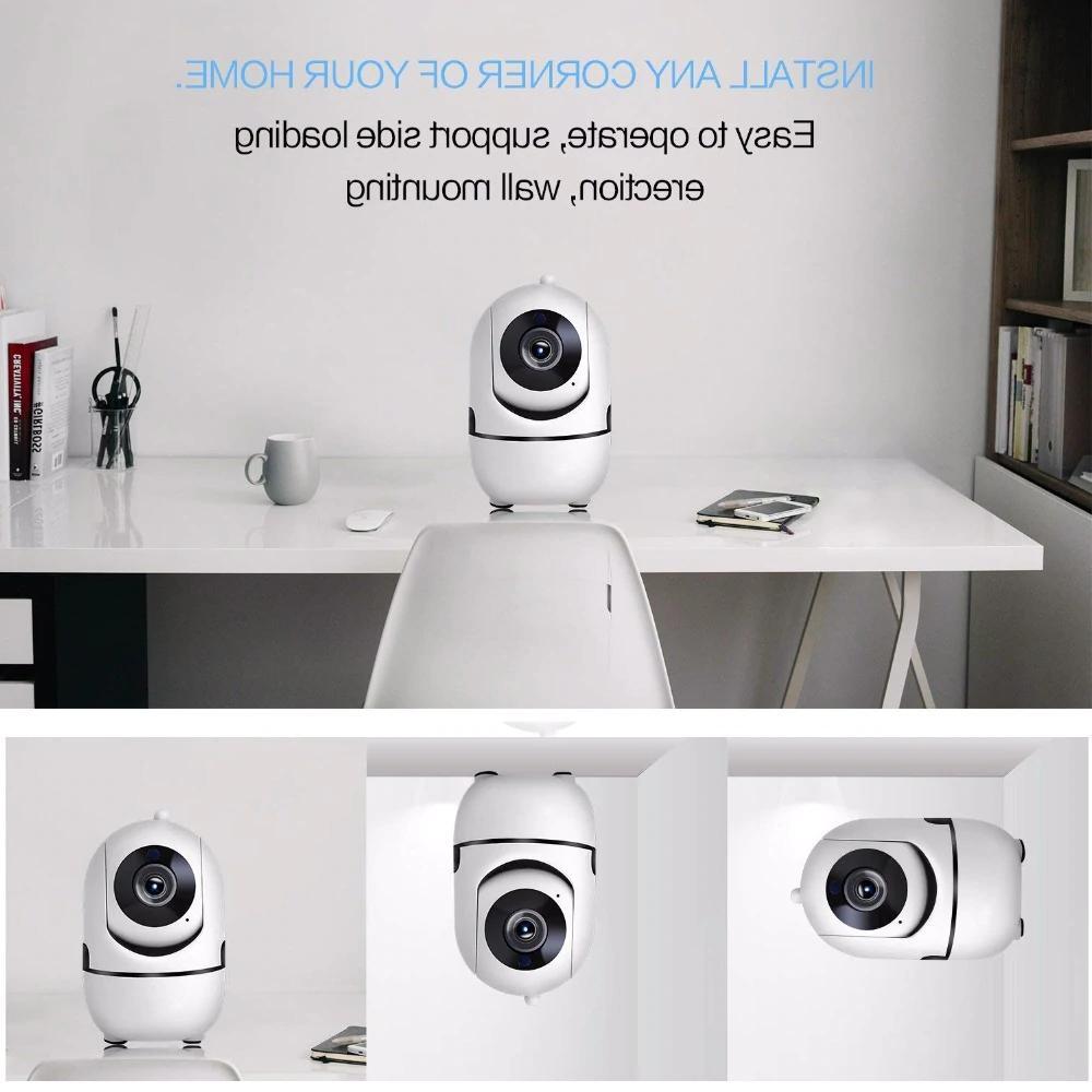 Wireless Baby Monitor Camera with Monitor Night Vision