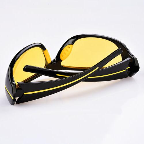 Women Night Vision Glare Eye Glasses