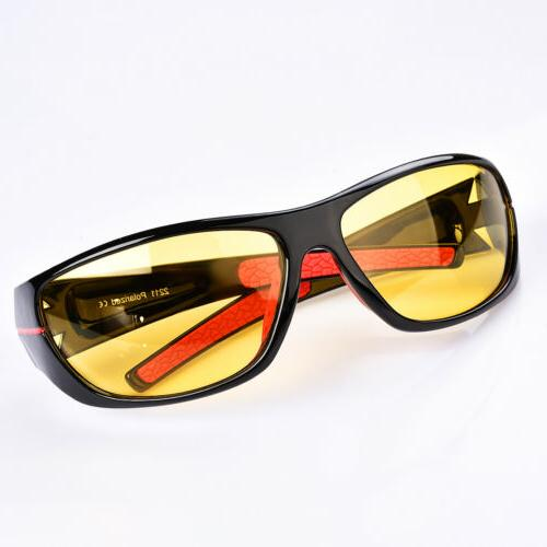 Women Men Glare Lens Glasses