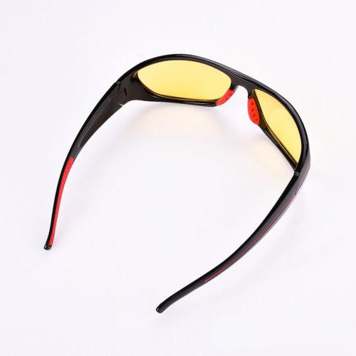 Women Men Night Glare Glasses