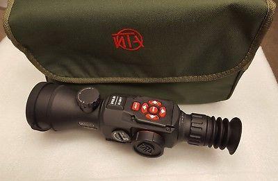 ATN HD Day/Night Rifle 5-20x WiFi 1080p -