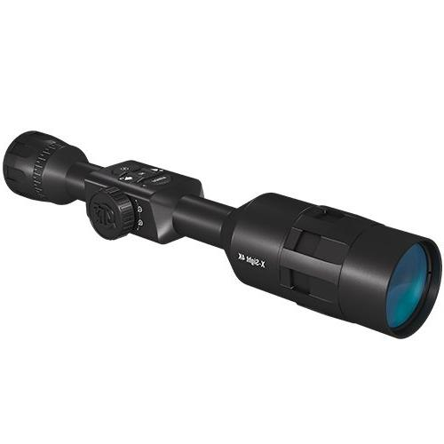 Smart Scope 5-20x 4K Superb Optics, Full Video, 18+ Calculator, Rangefinder, WiFi, IOS&Android Apps