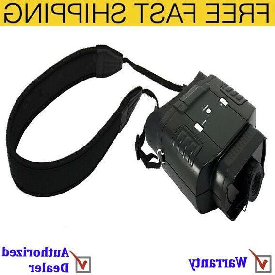 zoom deluxe night vision binoculars