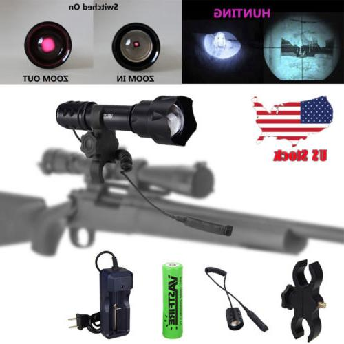 zoomable ir 850nm 940nm night vision infrared