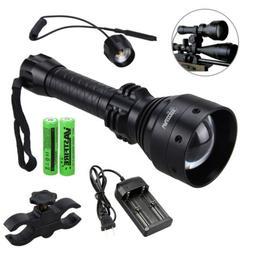 Long Range Zoom Infrared 850nm Predator Hunting Light Varmin