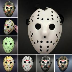 Magic Jason&Freddy The 13th Prop Horror Mask Hockey Cosplay