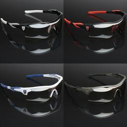 Men's Sport Cycling Baseball Ski Sunglasses Night Vision Cle
