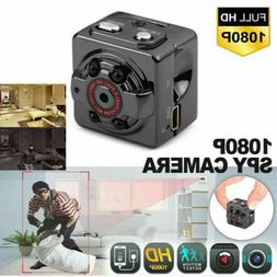 Mini 1080P HD Hidden SPY Camera Sport Detection Video Record