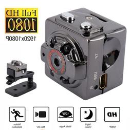 mini 1080p hd hidden spy camera sport