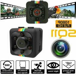 Mini Camera CAM COP Hidden Motion Activated Cam IR Night Vis