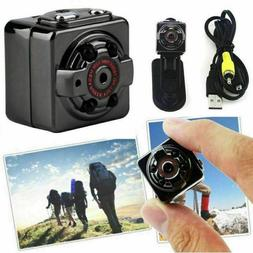 Mini Camera SQ8 Full HD 1080P Camcorder Spy Cameras with Nig