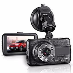 GZDL Full HD 1080P Mini Dash Cam Car Blackbox Car DVR Dashbo