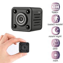 Mini DV Camera Small Camera 1080P Full HD Portable Mini Vide