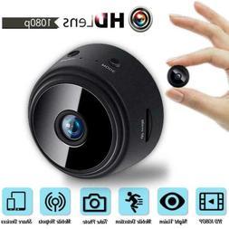 Mini Hidden Camera Wireless Wifi IP HD 1080P DVR Night Visio