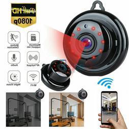 Mini Hidden HD IP Camera P2P Wireless WiFi Live Cam Digital