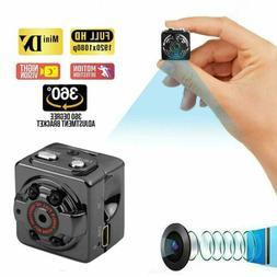 1080P HD Camera Mini Motion Detection Hidden DV DVR Nanny Ca