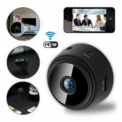 Mini Hidden Spy Camera Wireless Wifi HD 1080P DVR Night Visi