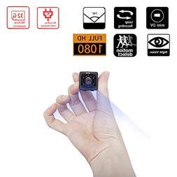 IT-Karmon Mini Hidden Camera Spy camera Detector,SQ11 1080P