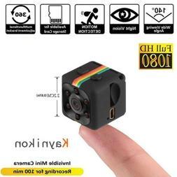 Mini IP Cam Wireless Home Security Camera HD 1080P DVR Night