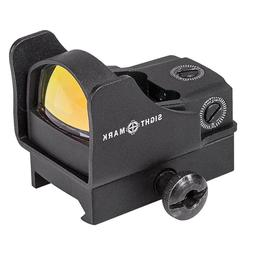 Sightmark Mini Shot Pro Spec w/Riser Mount - Green