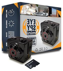 Mini Spy Camera, Portable Hidden Pocket, Secret Nanny Cam, N