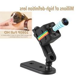 Mini Spy Camera Motion Detection Hidden DV DVR Nanny Cam IR