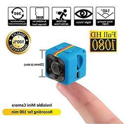 Crazepony Mini Camera SQ11 HD Camcorder 3.6mm Night Vision F