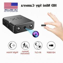 Mini WIFI HD 1080P 4K Hidden Camera XD SPY Security Night Vi