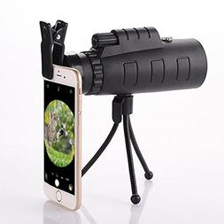Buildent Mobile phone lens accessories Day Night Vision 40x6