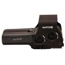 EOTech Model 558 Holographic Weapon Sight Black, Night Visio
