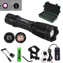 Model 710 850NM LED Infrared Torch – Outdoor IR Flashlight