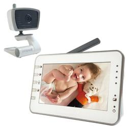 Baby Monitor with Night Vision Temperature Monitoring 2 Way