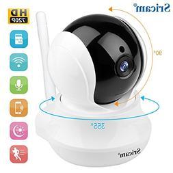 monitor camera Sricam SP020 IP Wireless camera ,720P HD Two-