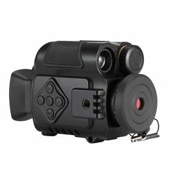 Monocular Mini Sport Action Camera 5X Zoom With Digital Infr