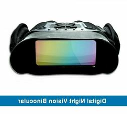 Monocular Night Vision 32G IPX4 400m HD IR Camera Photo Vide