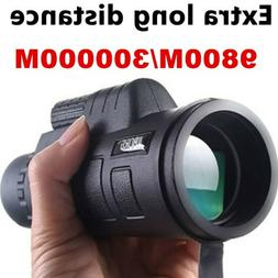 Monocular Telescope Dual Focusing Adjustment HD Pocket Spott