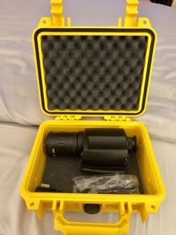 Bushnell Monocular Vision Night Yellow Hunting Binocular Tel