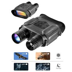 Night Vision Binoculars - Infrared Night Vision Hunting Bino