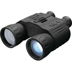 New Bushnell 260501 Equinox Z 4x 50mm Binoculars with Digita