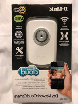 New D-Link Wi-Fi Camera with Remote Viewing mydlink Cloud DC