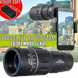 New Day Night Vision 16X52 HD Optical Monocular Hunting Camp