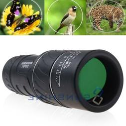New Day Night Vision 40*60 HD Optical Monocular Hunting Camp