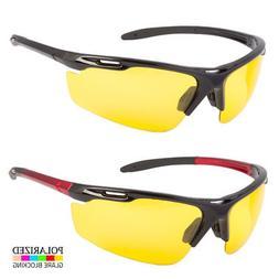 New Hd Night Vision Polarized Glasses Driving Aviator Sungla