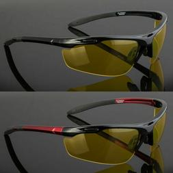 New Men Polarized Day Night Vision Sunglasses Driving Sports