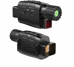 New Night Vision Monocular Infrared HD Digital Scope Hunting