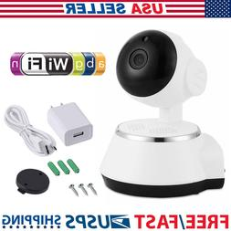 New 720p HD Indoor WiFi Smart Home Security Cam Pet Cam Nigh
