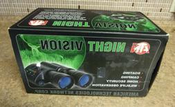 ATN Night Shadow Gen 1 3X Night Vision Bi-Ocular Binocular A