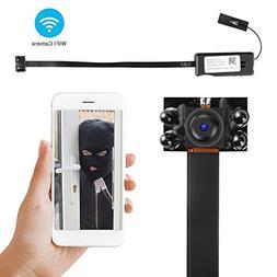 Night Vision - HD 1080P WIFI Hidden Spy Camera ALON DIY Modu
