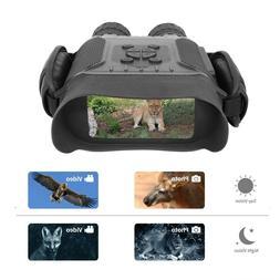 Bestguarder Night Vision Binocular HD Video Recorder & Pictu
